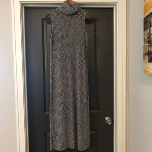 Who What Wear Dress Gray Size M Women's